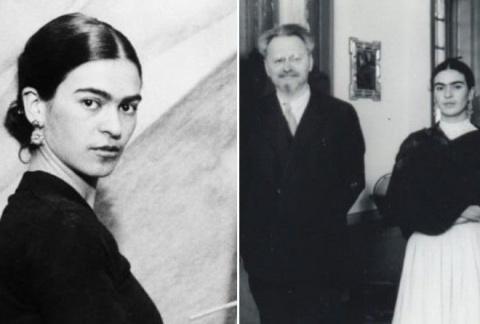 Троцкий и Фрида Кало. Что их…