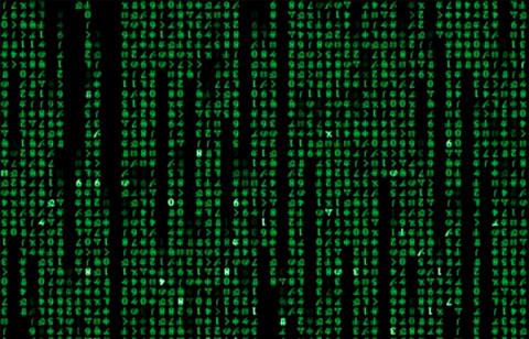Зеленый код из «Матрицы» оказался рецептом суши