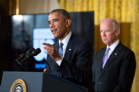 Барак Обама снялся в рекламе