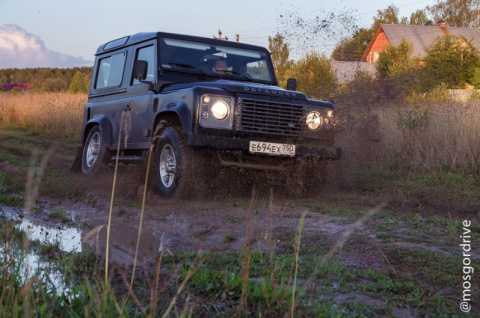 Land Rover Defender - Прощание с легендой