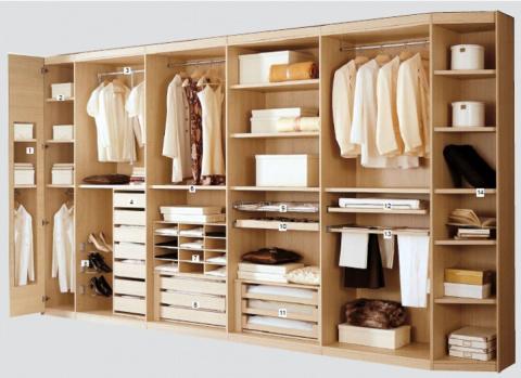 Встроенный шкаф: полезные рекомендации