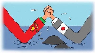 Япония и Китай договорились искать пути решения проблемы спорных островов