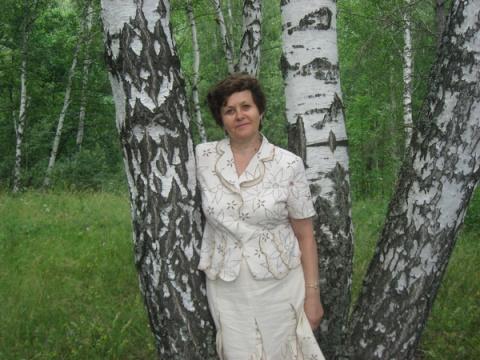 Валентина Дергунова