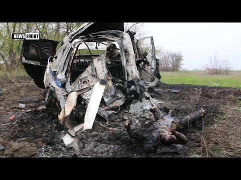 Военная сводка: смерти, разрушения, провокации – выходные дни на Донбассе (18+)
