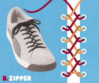 УЗЕЛОК НА ПАМЯТЬ. Как шнуровать ботинки