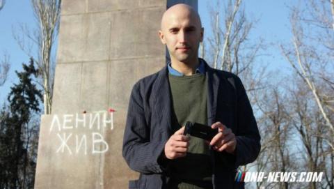Журналист Грэм Филлипс отказался от сотрудничества с Би-би-си в пользу российских СМИ