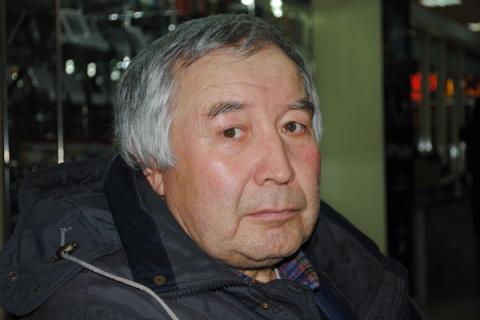 Кусаин Альменов