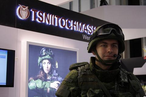 Россия представила в #ОАЭ военные новинки