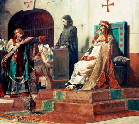 Причуды истории: казни мертвецов