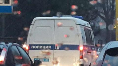 На юго-западе Москвы  взрыв …