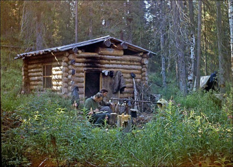 Долговременные укрытия и убежища
