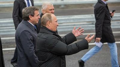 Путин: нужно было отменить т…
