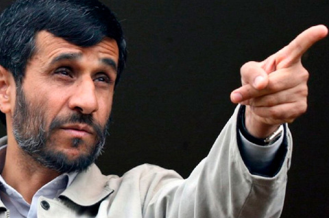 Ахмадинежад снят с президент…