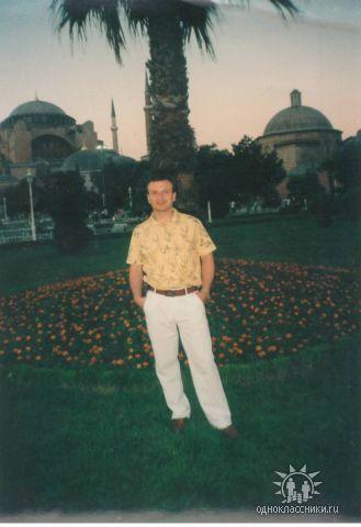 Николай Капанжи (личноефото)