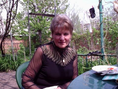 Валентина стахова