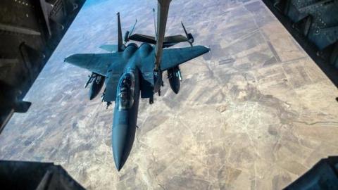 Беспилотник на хвосте: действия США ведут к войне с Ираном и Россией