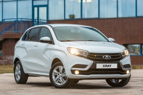 АВТОВАЗ назвал максимальную цену Lada Xray