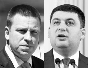 Украина вновь по глупости по…