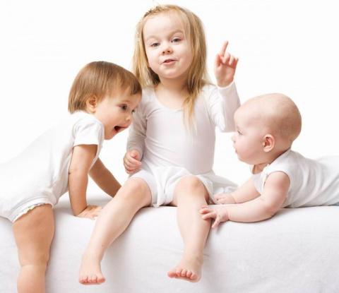 3 детей и личная жизнь.