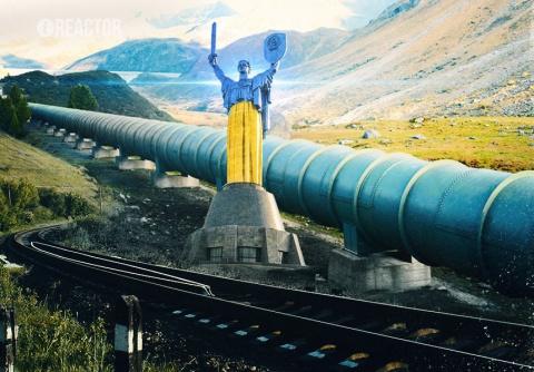 Россия проводит украинозамещение: Киев остаётся без русского транзита