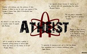 Атеизм - религия смерти