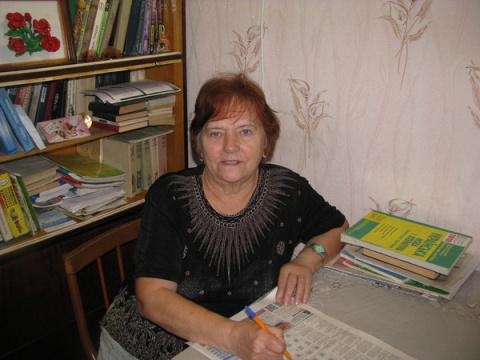 Ольга Загребельная