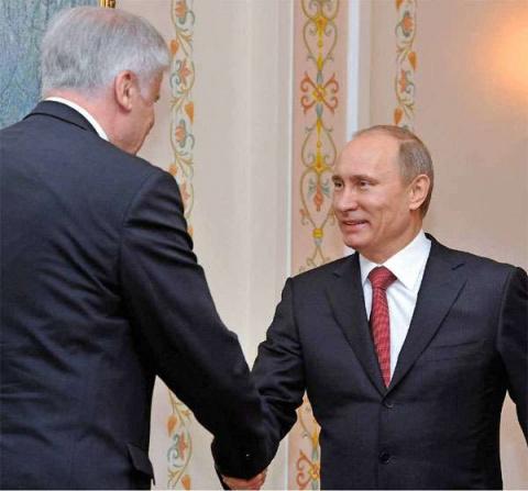 Баварский визит к Владимиру Путину, или Как вынести Меркель за скобки?