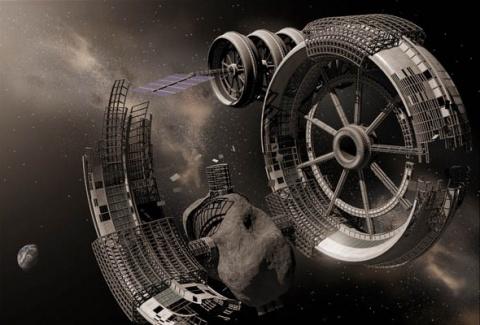 Кому должны принадлежать астероиды?