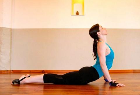 5 упражнений для сжигания жира в области живота