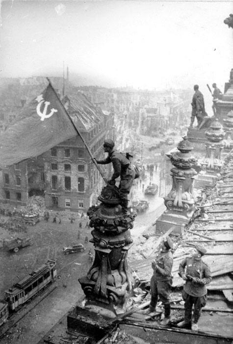 Штурм Берлина. Как это было?