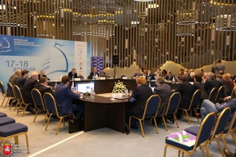 Новости Крыма: корпорация развития республики подписала на ЯМЭФ шесть меморандумов на 1 млрд рублей