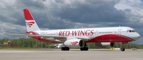 Авиакомпания Red Wings пропи…