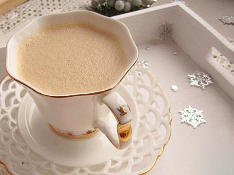 Сырный кофе... ну очень вкусно