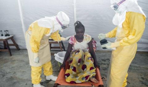 Умерла от лихорадки Эбола: п…