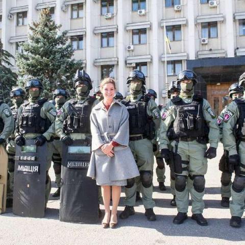 Мария Гайдар  покинула пост …