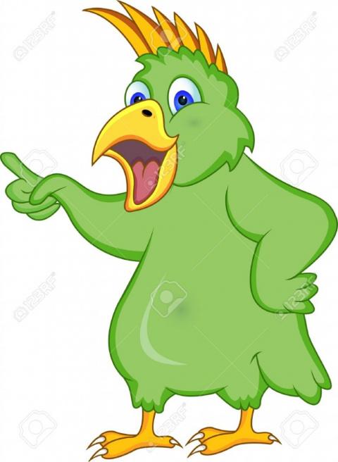 Морской попугай Яков
