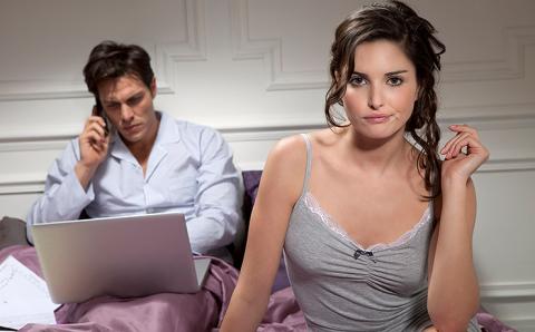 Чётыре причины женских измен