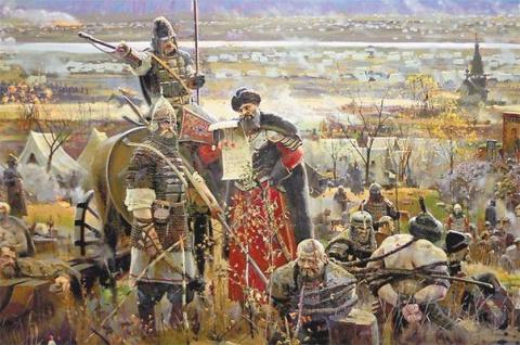 Гениальный план Ивана Великого