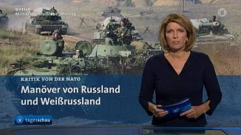 Das Erste: армия Путина слишком слаба для нападения на НАТО