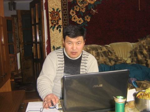 Таалай Омурканов