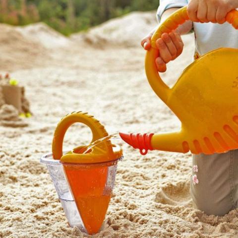 Строительство замков на песке выходит на профессиональный уровень