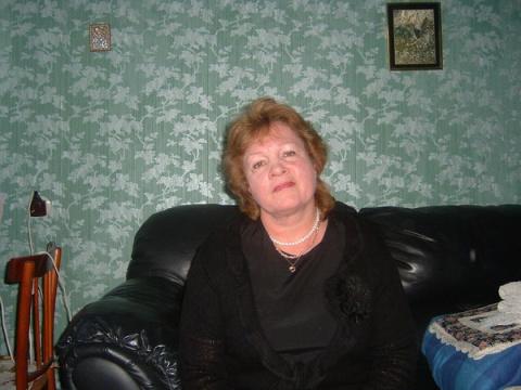 Ljudmilla Spanier