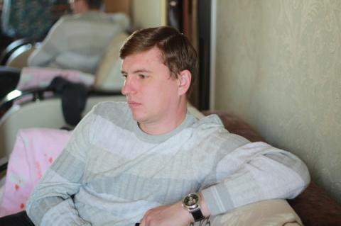 Сергей Владимиров (личноефото)