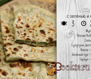 Рецепт дагестанских лепешек чуду