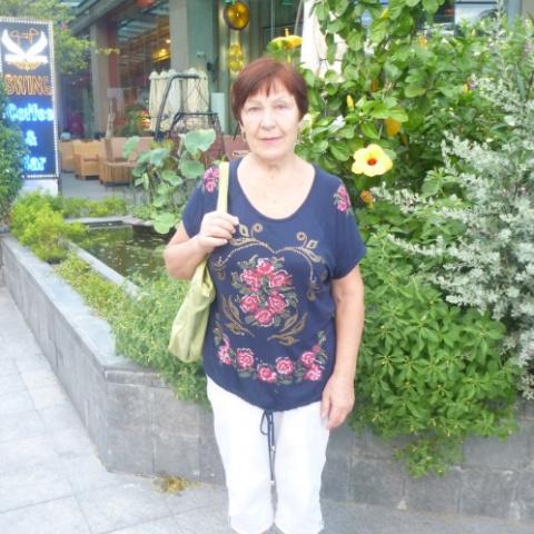 Тамара Андреевна Манакова