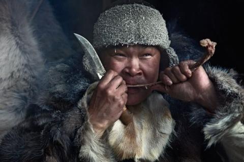 Пища народов Севера