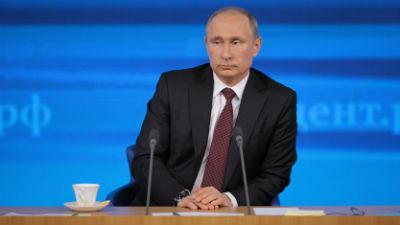 Путин не собирается отстраня…