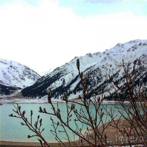 Большое Алматинское озеро