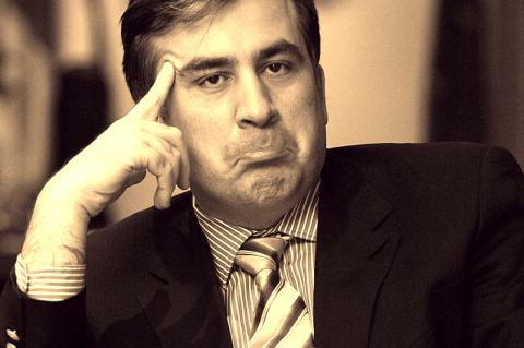 Да при чём тут Саакашвили!.. Андрей Князев