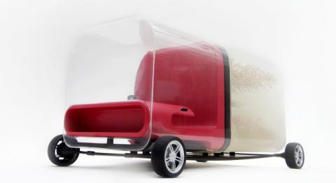Автомобиль будет работать на пищеварительном двигателе